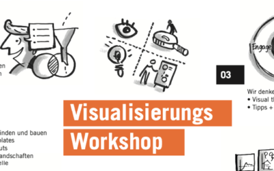 Visualisierungsworkshop in München City