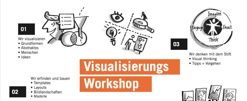 Visualierungs Workshop: Alle Könnensstufen!